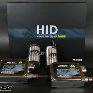 Hid Xenon Conversion Kit Mtec